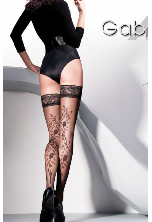 How to wear stockings